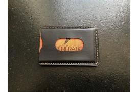Porte-Cartes de Visite Octave noir