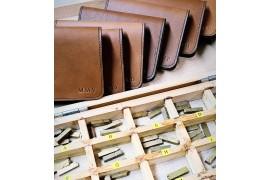 Personnalisez votre Portefeuille Compact Gabin