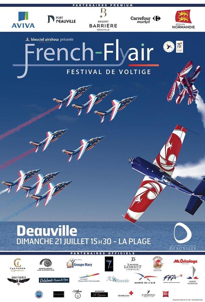 Festival de Voltige Deauville